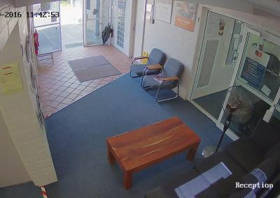 Connect and Protect Office CCTV Security